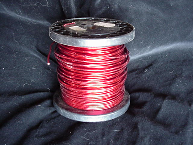 Forcefield otherpower wondermagnet online store 10 pound spool of 20 awg enameled magnet wire greentooth Choice Image